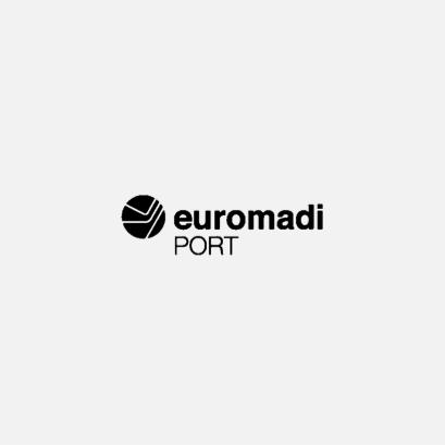 Euromadiport Logotipo