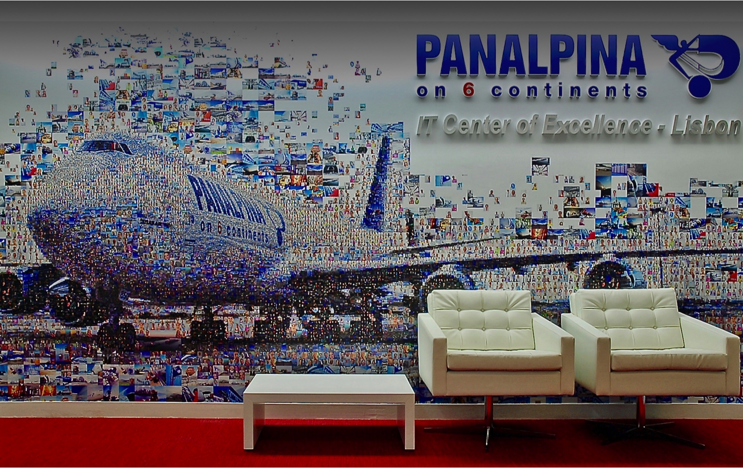 Panalpina Office
